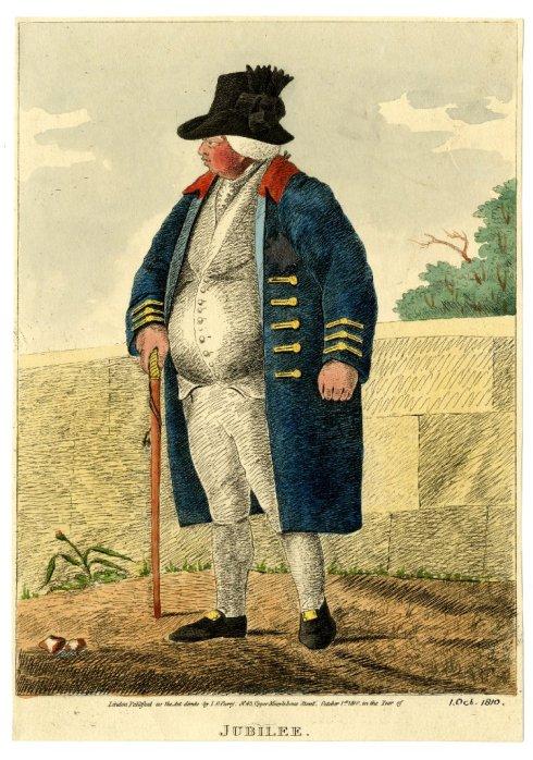 George III Jubilee 1810 BM