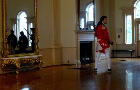 Redcoat First