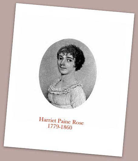 Harriet Paine Rose