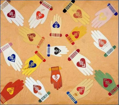 Hearts in Hand Am Folk Art Museum