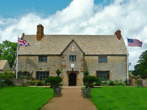 Sulgrave Manor WMF