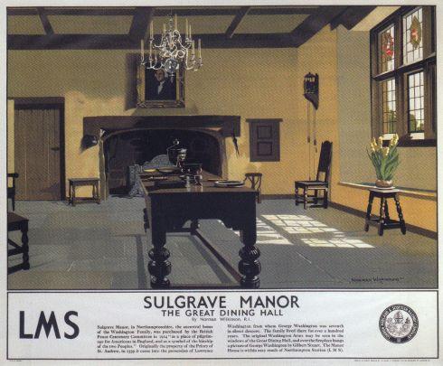 Sulgrave Poster Wilkinson