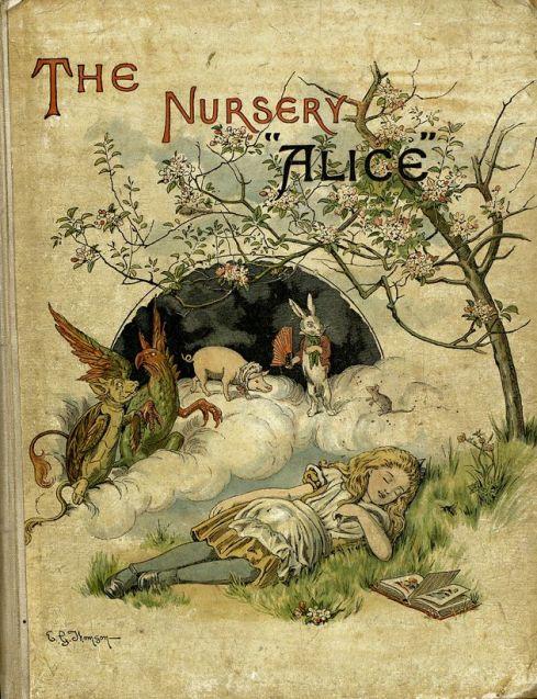 Tenniel Nursery Alice