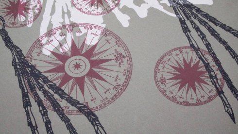 Compass Fabric Better than Jam