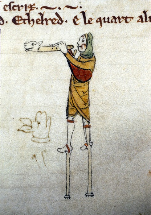 Stilts Royal MS BL