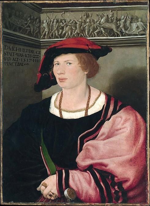 Benedict in Pink MET-001