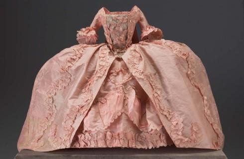 Pink Doll's Dress