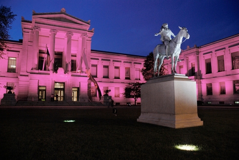 pink MFA Boston