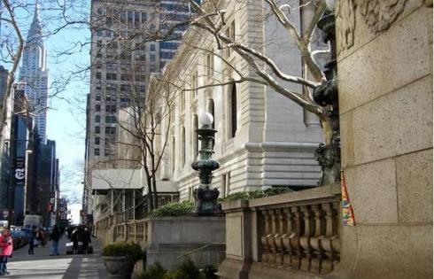 Vorrman NYC Bryant Park NYC-001