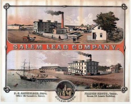 Deleaded Salem River