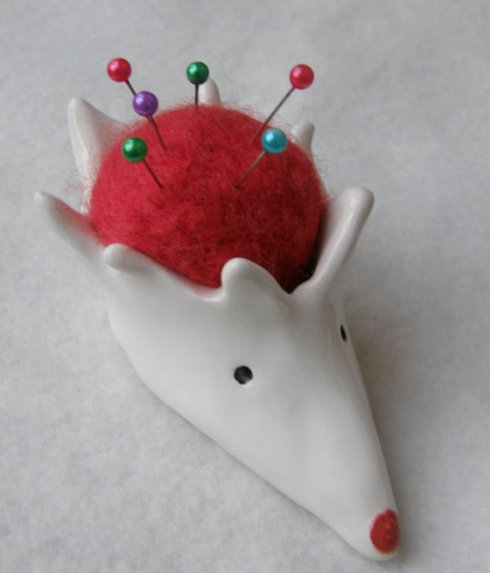 Hedgehog Pincushion-001