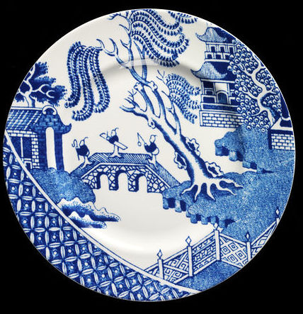 Willow Ware Dawson V and A-001