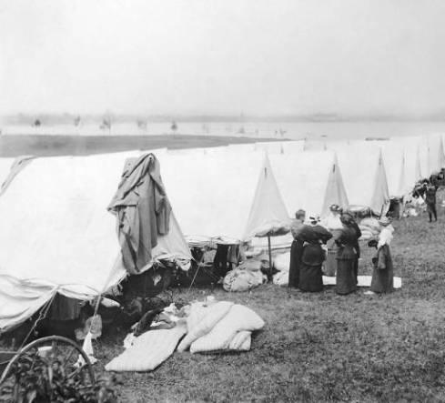 Anniversary camp