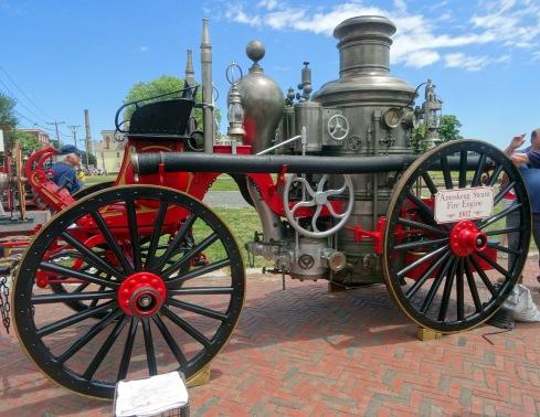 Firefighting Derby