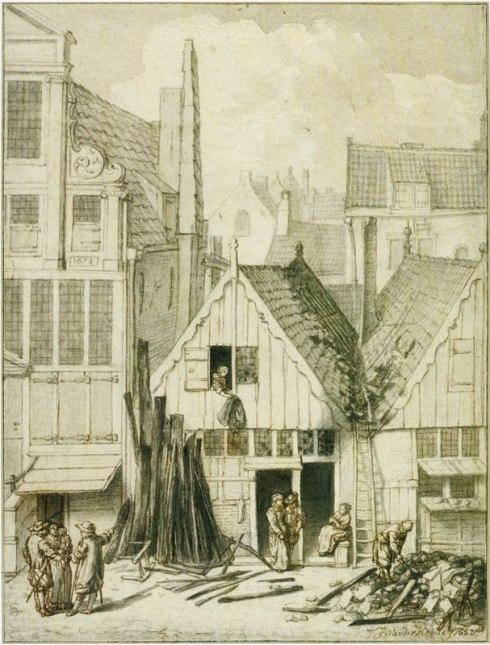 Van der Heyden 2 houses