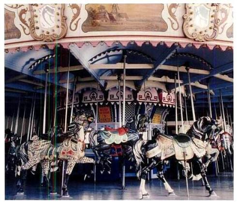 Asbury Carousel 2p