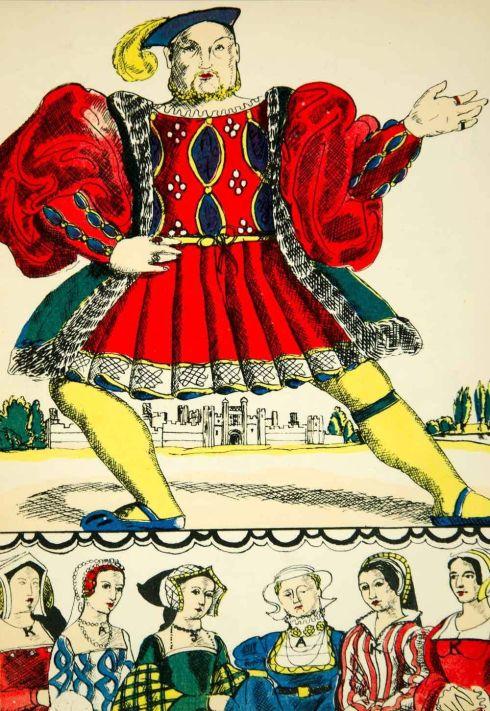 Bloomsbury Tudors Henry 8