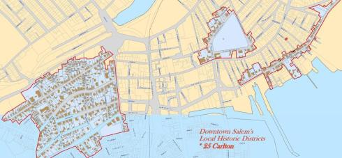 Historic Districts Salem