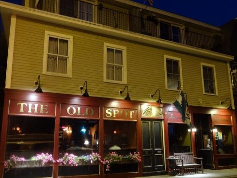 Old Spot Night