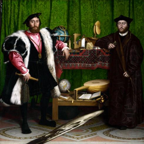 Sundial Holbein