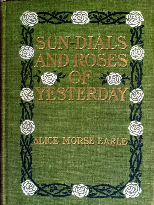 Sundials Earle Cover