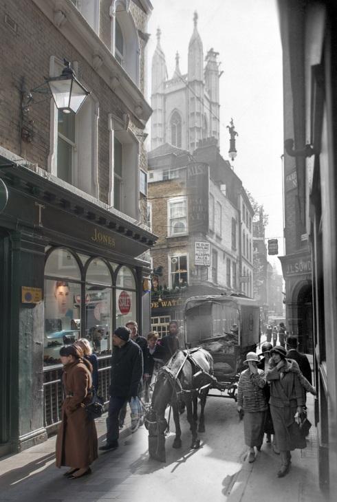 Bow Lane London