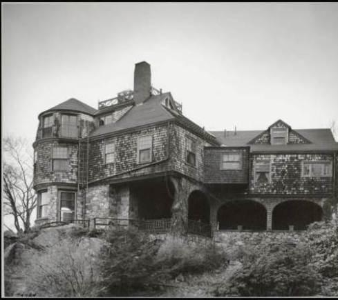 Loring House 1969 2