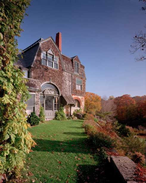 Loring House by Steve Rosenthal 4