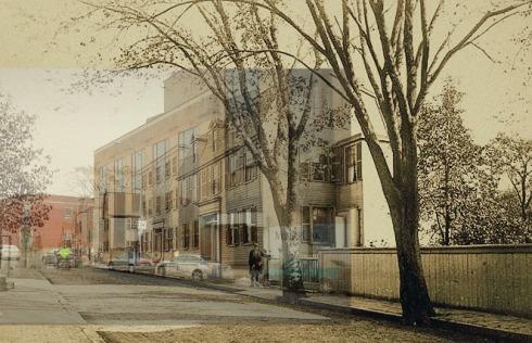 Norman Street composite