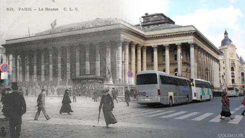 Paris1900-golem13-Bourse