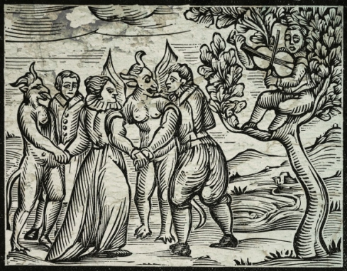 Witch Dance Guazzo