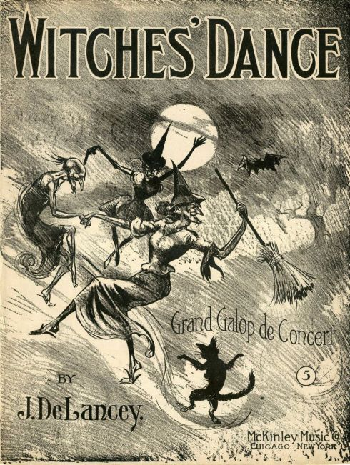 Witch Dance 1909