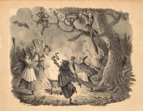Witch Dance Paganini 2