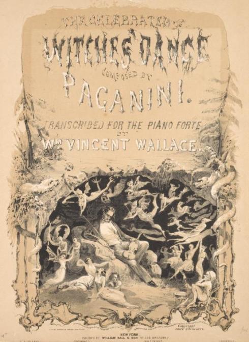 Witch Dance Paganini