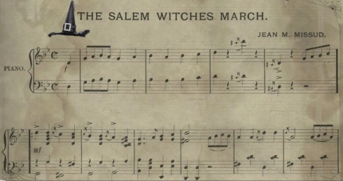 Witches March Music JMM