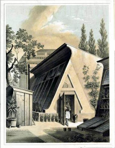 Architectural Alphabet 1842