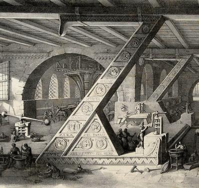 Architectural Alphabet Z