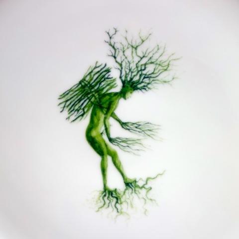 Green Man December 2