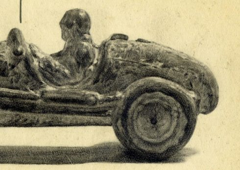 Monopoly Racing Car 2 Whitton