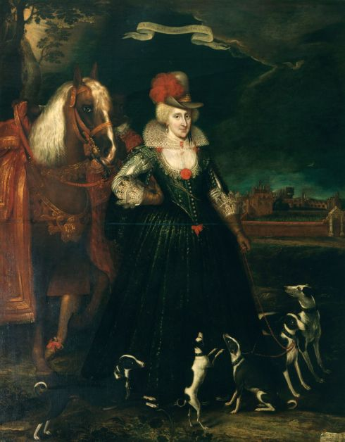 Anne of Denmark 1617 RCT