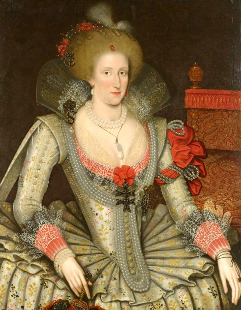 Anne of Denmark (1574-1619)