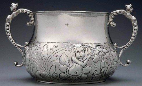 Caudle Cup MFA 1690