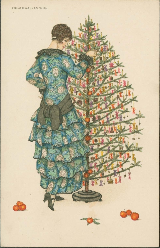 Koehler Christmas Cards   streetsofsalem