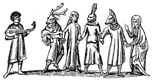 Mummers 14th 19th c.