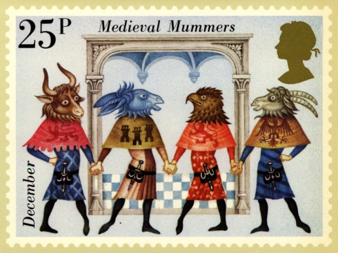 Mummers 1980s