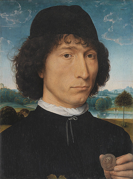 Bearded Age Memling 1471
