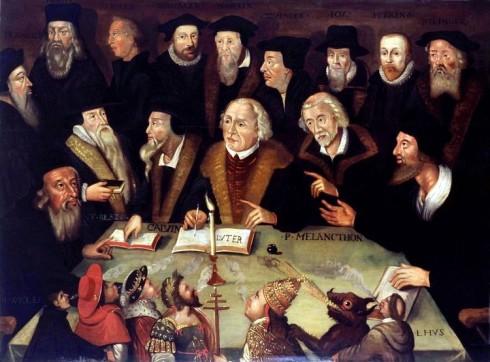 Bearded Reformers