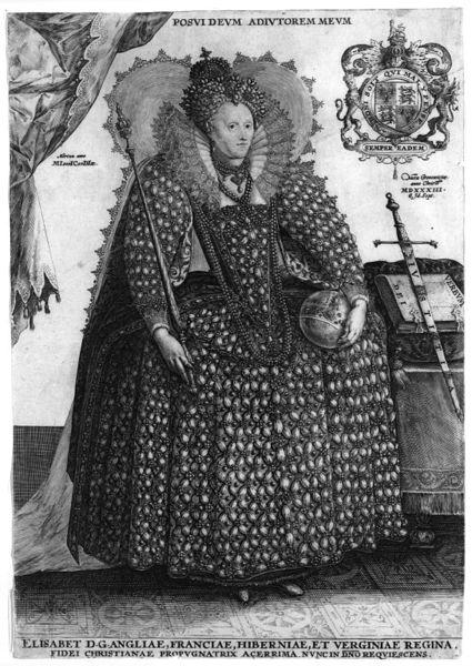 Elizabeth de Passe V and A
