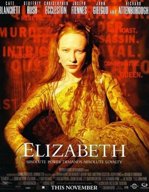 Elizabeth I Poster 1998