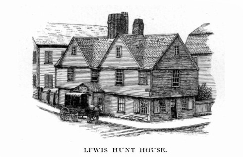 Hunt House Perley illustration